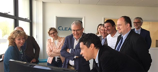 Inauguration Clearnox Tours