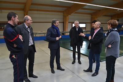 Citerneo invite Daniel Labaronne, député de la 2e circonscription d'Indre et Loire