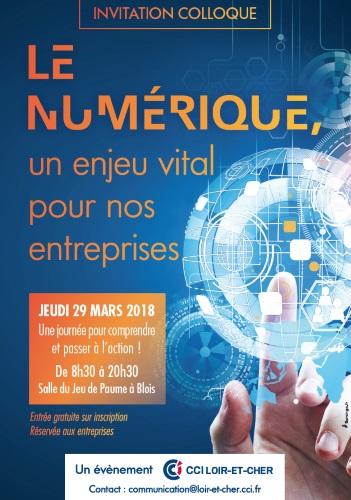 Colloque numérique Blois