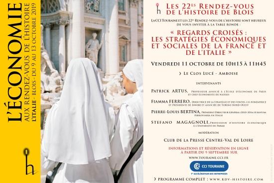 Les rendez-vous de l'histoire de Blois