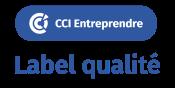 Label qualité CCI Entreprendre