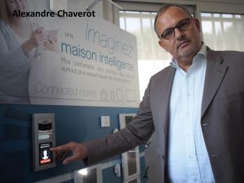 Alexandre Chamerot à la tête de la Holding Smart home, qui regroupe Avidsen, Maisonic.com et Extel