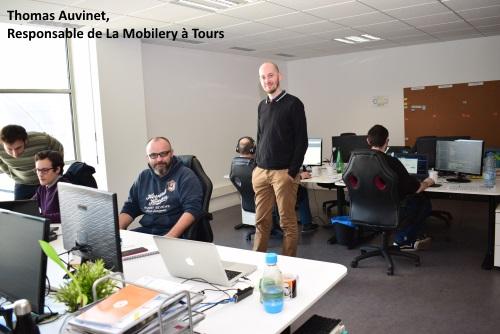 La Mobilery - Thomas Auvinet