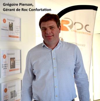 Roc Confortation - Grégoire Pierson