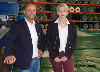 Nathalie et Didier Supply ont créé Citerneo il y a 10 ans