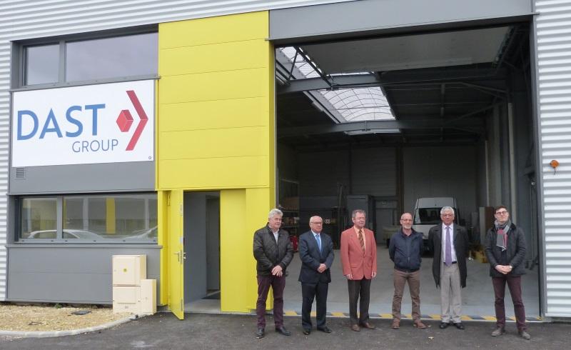 Dast Group - Belliparc - Beaumont en Véron