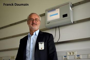 Franck Daumain, PDG d'APVL