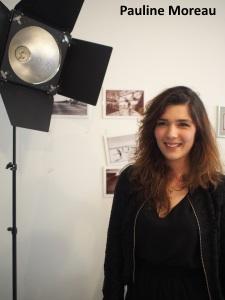 Pauline Moreau, entrepreneuse et artiste