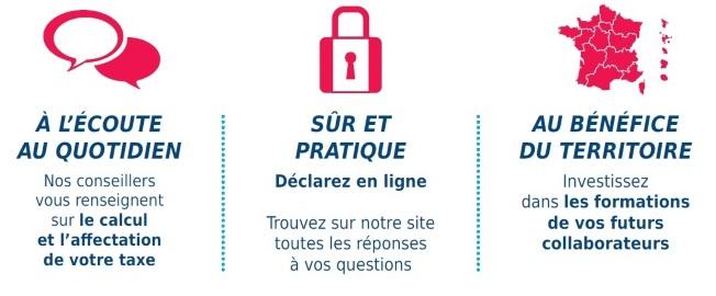 Comment Declarer Sa Taxe D Apprentissage Cci Touraine