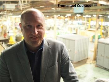Frédéric Couraud, Groupe Valantur