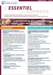 L'Essentiel du Commerce - Octobre 2017
