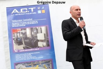 Grégoire Depauw - ACT Ventilation