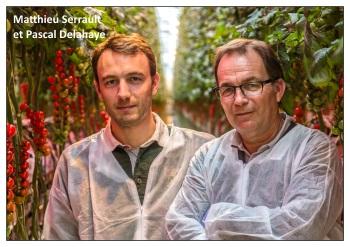 Le Jardin de Rabelais - Matthieu Serrault et Pascal Delahaye